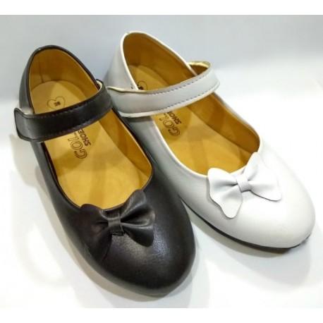 کفش مجلسی دخترانه پاپیون پروانه (کد 106)