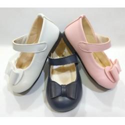 کفش مجلسی دخترانه طرح پاپیون (کد 94)