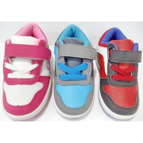 کفش کتانی بچگانه
