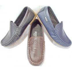 کفش کالج طرح ecco (کد 21)