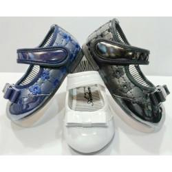 کفش دخترانه گلدوزی (کد 7)